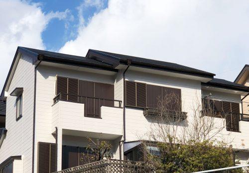 【愛知県犬山市】M様邸外壁・屋根塗装工事