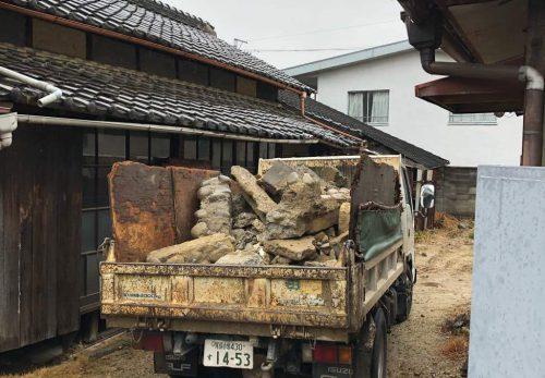 【愛知県名古屋市】T様邸 解体工事がスタートしました!