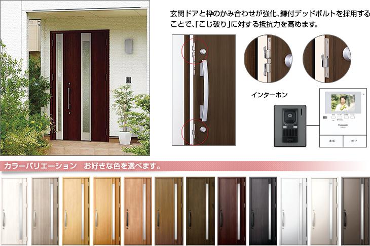 玄関ドア・インターフォン