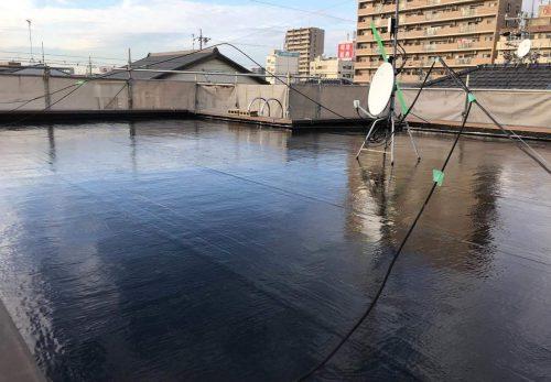 【江南市】S様邸 防水工事