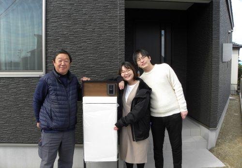 愛知県小牧市【完全自由設計ーHIRAYA】施主様のご感想です