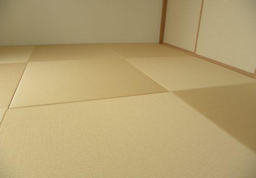 畳のお部屋もいいものです